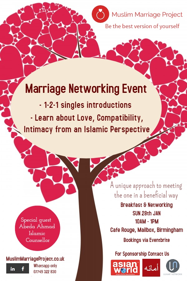 muslim marriage project
