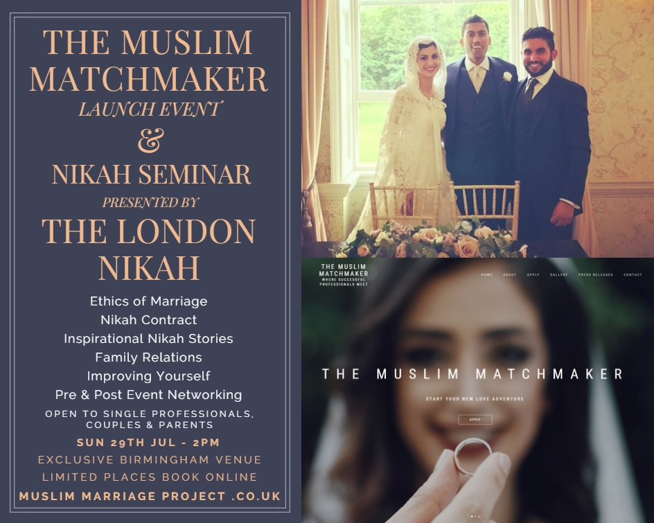 Nikah Seminar - The London Nikah